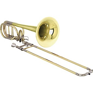 Getzen-1052FD-Eterna-Series-Bass-Trombone-1052FD-Yellow-Brass-Bell