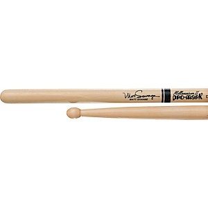 Pro-Mark-Matt-Savage-Hickory-Marching-Drum-Sticks-Standard