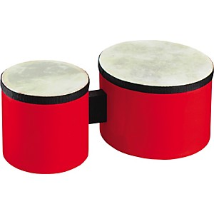 First-Note-Bongos-Red