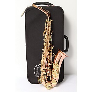 Keilwerth-CX90-Prestige-Alto-Saxophone-Copper-Body-with-Clear-Lacquer-Finish-886830005572