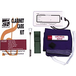 Woodwind---Brasswind-Composite-Clarinet-Care-Kit-Standard