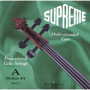 Super-Sensitive-Supreme-Cello-Strings-A--Medium-4-4-Size