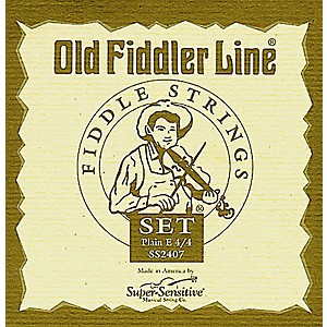 Super-Sensitive-Old-Fiddler-Violin-Strings-A--Medium-4-4-Size
