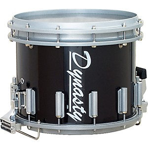 Dynasty-DFX14-Modular-Snare-Drum-Red-Silver-Hardware