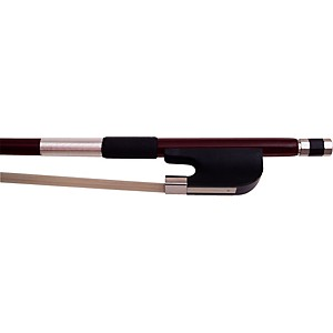 Glasser-Fiberglass-Bass-Bow-with-Wire-Grip-French-1-2-Size