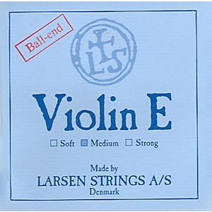 Larsen-Strings-Violin-Strings-A--Aluminum--Medium-4-4-Size