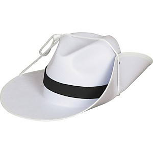 Director-s-Showcase-White-Aussie-Hat-with-Colored-Band-Medium-Hat-with-Navy-Blue-Band