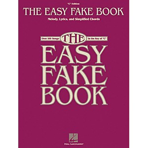 Hal-Leonard-The-Easy-Fake-Book-Standard