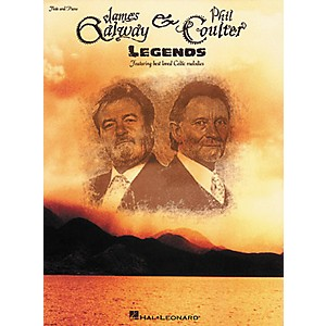 Hal-Leonard-James-Galway---Phil-Coulter---Legends-Standard