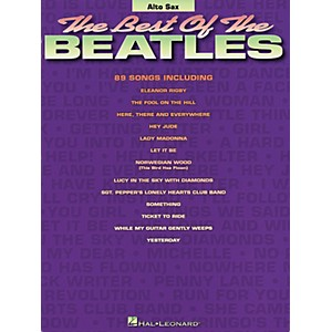 Hal-Leonard-Best-of-the-Beatles---Alto-Saxophone--Saxophone--Standard