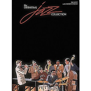 Hal-Leonard-The-Definitive-Jazz-Collection-for-Trumpet-Book-Standard