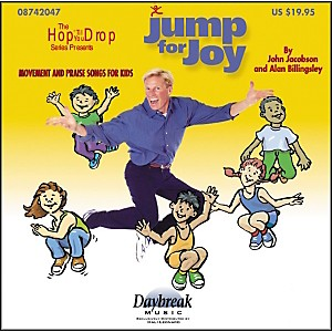 Hal-Leonard-Jump-For-Joy-Cd