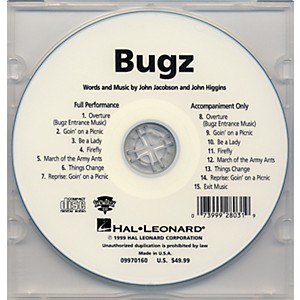 Hal-Leonard-Bugz-Accomp-Performance-Cd