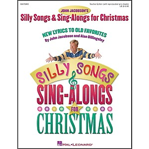 Hal-Leonard-Silly-Songs---Sing-Alongs-For-Christmas-Standard