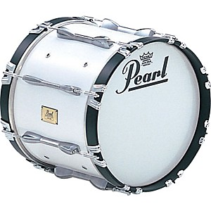 Pearl-14x14-Championship-Series-Marching-Bass-Drum-Midnight-Black
