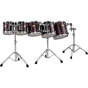 Pearl-Symphonic-Series-DoubleHeaded-Concert-Tom-Concert-Drums-10X10