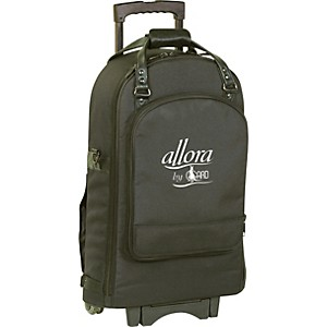 Allora-Trumpet---Flugelhorn-Wheelie-Bag-13-WBFSK-Black-Gard-Synthetic-w--Leather-Trim