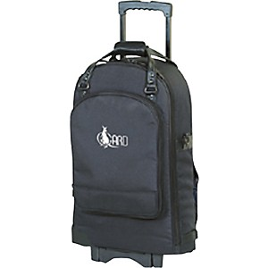 Allora-Euphonium-Wheelie-Bag-52-WBFSK-Black-Gard-Synthetic-w--Leather-Trim