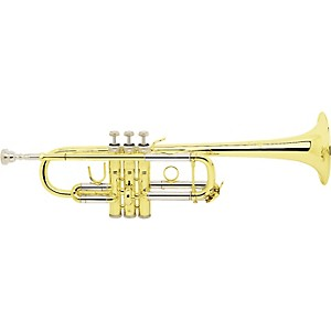 Bach-C180-Stradivarius-Series-Professional-C-Trumpet-C180L-Lacquer-L-Bore229-Bell-25H-Pipe