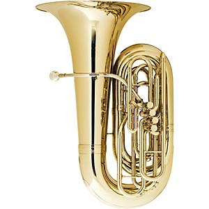 King-2341W-Series-4-Valve-4-4-BBb-Tuba-2341W-Lacquer-With-Case