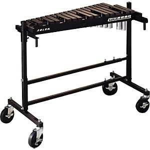 Musser-M8067-2-5-Octave-Marching-Xylophone-with-8005-Cart-With-M8005-Cart
