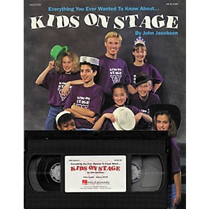 Hal-Leonard-Kids-On-Stage-Kids-On-Stage-Book-And-Cd