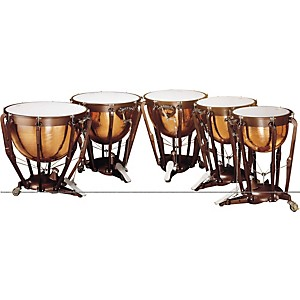 Ludwig-Professional-Series-Hammered-Timpani-Concert-Drums-Lkp520Kg-20---With-Pro-Tuning-Gauge