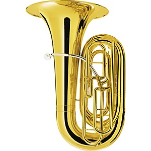 King-2340-3-Valve-Tuba-2340w-Lacquer-With-Case