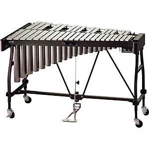 Musser-M46---M46M---M7046-One-Nighter-3-Octave-Vibraphone-With-Concert-Frame---Motor--M46M-