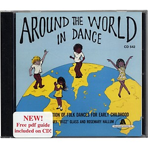 Educational-Activities-Around-The-World-In-Dance-Cd