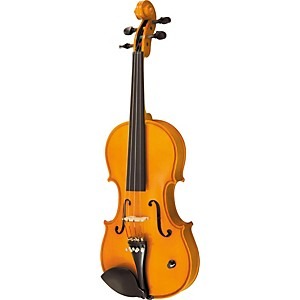 Silver-Creek-SC3B-Acoustic-Electric-Violin-Amber-Brown-4-4-with-Soft-Case