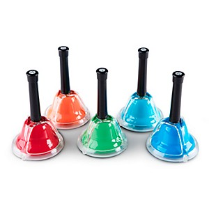 Rhythm-Band-5-Note-Chromatic-Add-On-Hand-Desk-Bell-Set-Standard