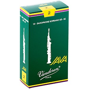 Vandoren-Java-Soprano-Saxophone-Reeds-Strength-2--Box-of-10