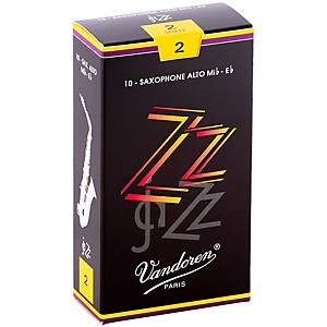Vandoren-ZZ-Alto-Saxophone-Reeds-Strength---2--Box-of-10