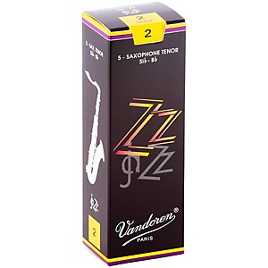 Vandoren-ZZ-Tenor-Saxophone-Reeds-Strength---2--Box-of-5