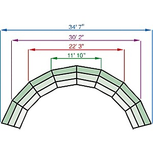 Midwest-Folding-Products-Tiered-Tapered-Standing-Choral-Risers-2-Level--Hardboard