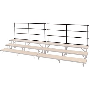 Midwest-Folding-Products-Backrails-for-Standing-Choral-Risers-For-3-Level--Straight-For-3-Level--Straight