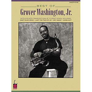 Hal-Leonard-Best-of-Grover-Washington--Jr---Saxophone--Standard