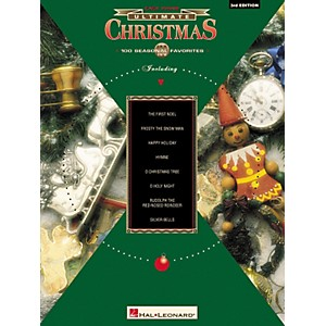Hal-Leonard-The-Ultimate-Series--Christmas-100-Seasonal-Favorites-Standard