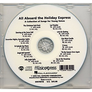 Hal-Leonard-All-Aboard-the-Holiday-Express-Standard