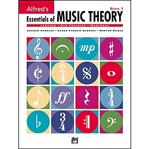 Alfred-Essentials-Of-Music-Theory-Series-Book-1