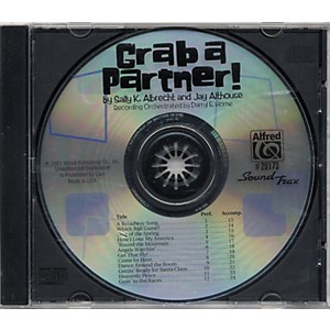 Alfred-Grab-A-Partner-Soundtrax-Cd