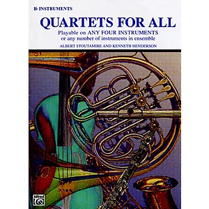 Alfred-Quartets-For-All-Standard