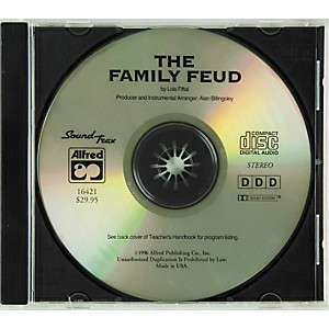 Alfred-The-Family-Feud--A-Musical-Debate-Soundtrax-Cd