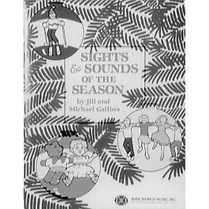 Shawnee-Press-Sight-Sound-Of-Season-Book