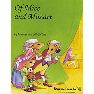 Shawnee-Press-Of-Mice-And-Mozart-5-Pack-Of-Performers-Parts
