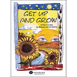 Shawnee-Press-Get-Up-And-Grow--Book-CD--Book---Cd
