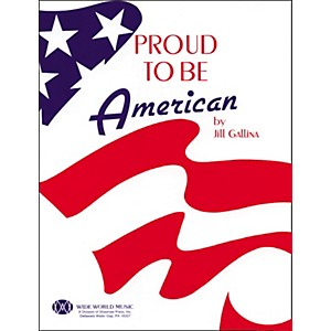 Shawnee-Press-Proud-To-Be-An-American-Accompaniment-Performance-Cd-Accomp-Performance-Cassette