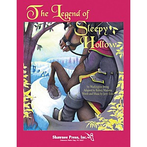 Shawnee-Press-The-Legend-of-Sleepy-Hollow-Accomp-Performance-Cd