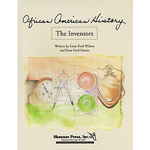 Shawnee-Press-African-American-History-Series-The-Inventors-Reproducible-Parts-And-Cd
